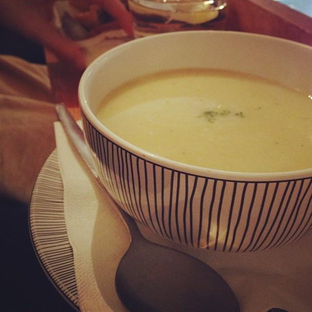 comme soupe