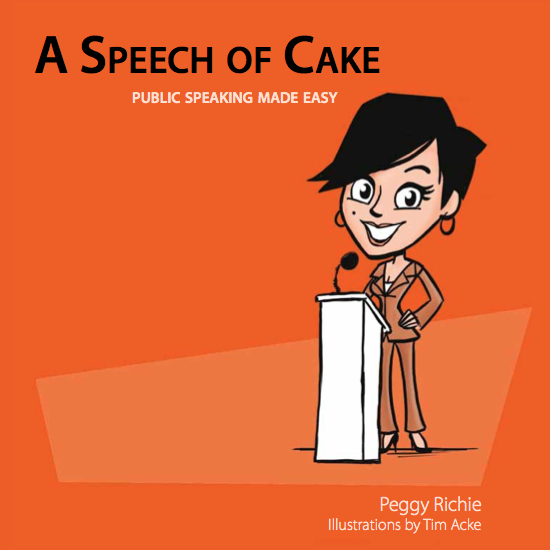 Speech of cake