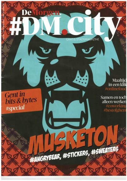 #DMCity - Cover