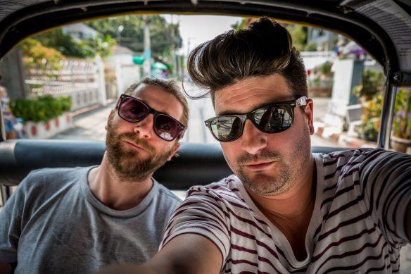 Jason & Michael